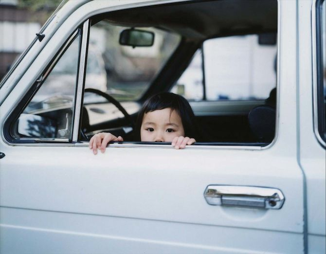 Tokyo and my Daughter by Takashi Homma