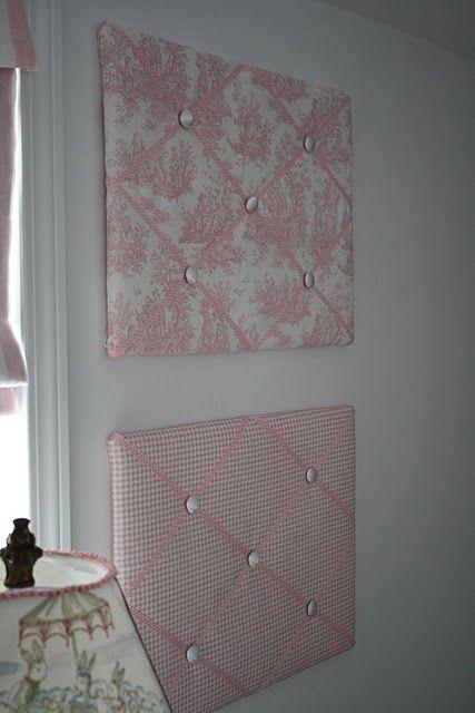 French memory Board/ made from foam board