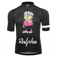 US $18.00 Simpsons Ralpha bicycle Jersey bike Jerseys road track MTB race cut aero cycling jersey man men italian clothing quick dry short. Aliexpress product