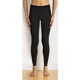 "Lisa 2, 4"" Waistband Legging, Black, XL : P'LOVERS"