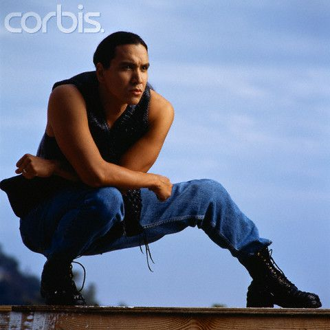 ... Michael Greyeyes - 42-20891544 - Rights Managed - Stock Photo - Corbis