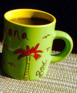 how to make tiny coffee