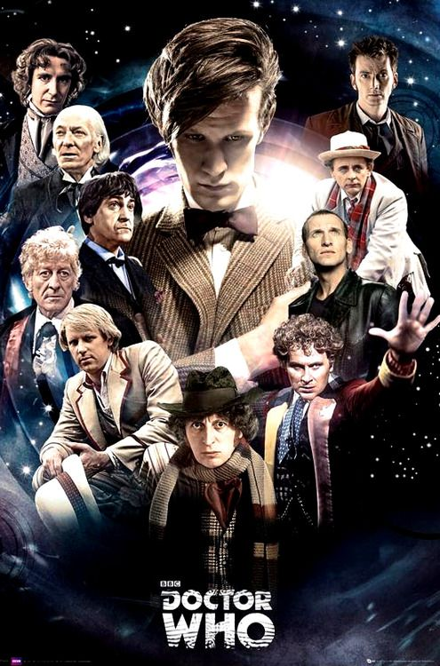 Doctor Who, 50 years anniversary in 2013                                                                                                                                                     More