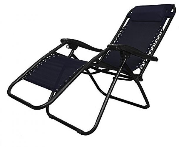 The Gravity Outdoor Lounge Patio Chair Provides The Ultimate Portable  Comfort As Allowing You To Adjust The Chair In Any Positio.