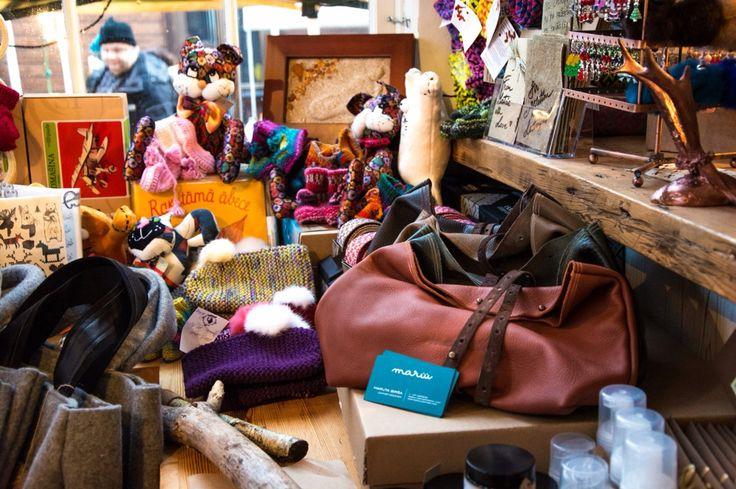 Latvia. Riga. Cita Rota shop. Clutch bags. www.citarota.com www.maruuleather.com