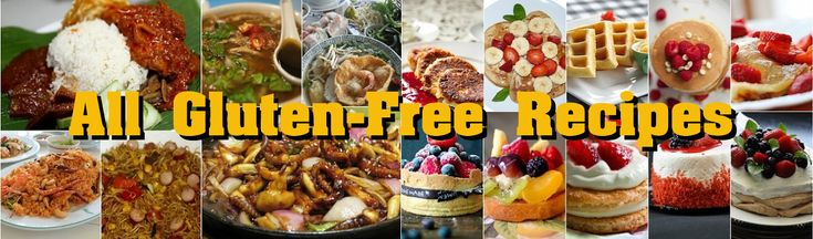 Select Your Gluten-Free Recipe Choice:  All GF Recipes  By Category: Desserts Salads Sides Snacks Soups  By Ingredient: Beef Chicken Lamb Pasta Pork Seafood Turkey