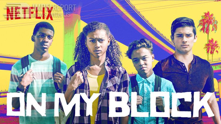 On My Block 2018 Tv Show Series Review Trailer
