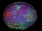 小惑星ベスタの3D動画がNASAから出た