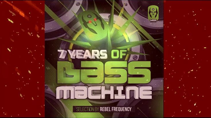 Nu Skool Speed Garage  / Bassline House - 7 Years Of Bass Machine - Mixe...