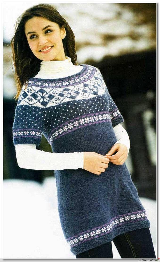 雪花衣 - 编织幸福 - 编织幸福的博客