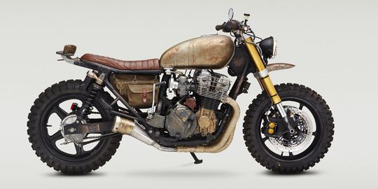 Daryl de The Walking Dead a une nouvelle moto !