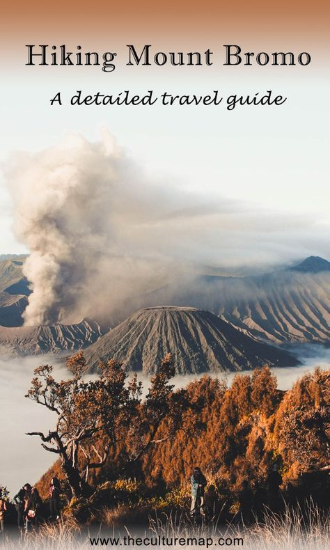 Hiking Mount Bromo – A Travel Guide