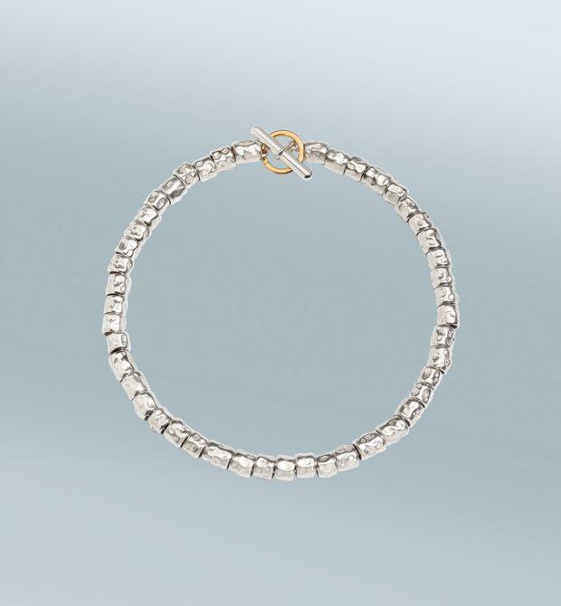 DODO|Bracciali| Kit Bracciale granelli argento Donna