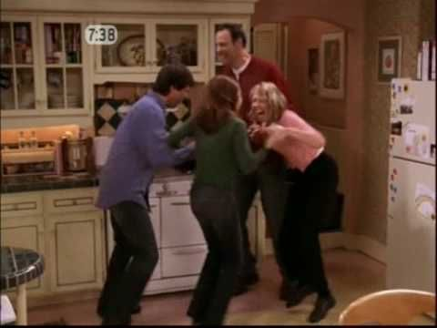 One of the best scenes from Everybody Loves Raymond (favorite show)The parents just told them there moving.