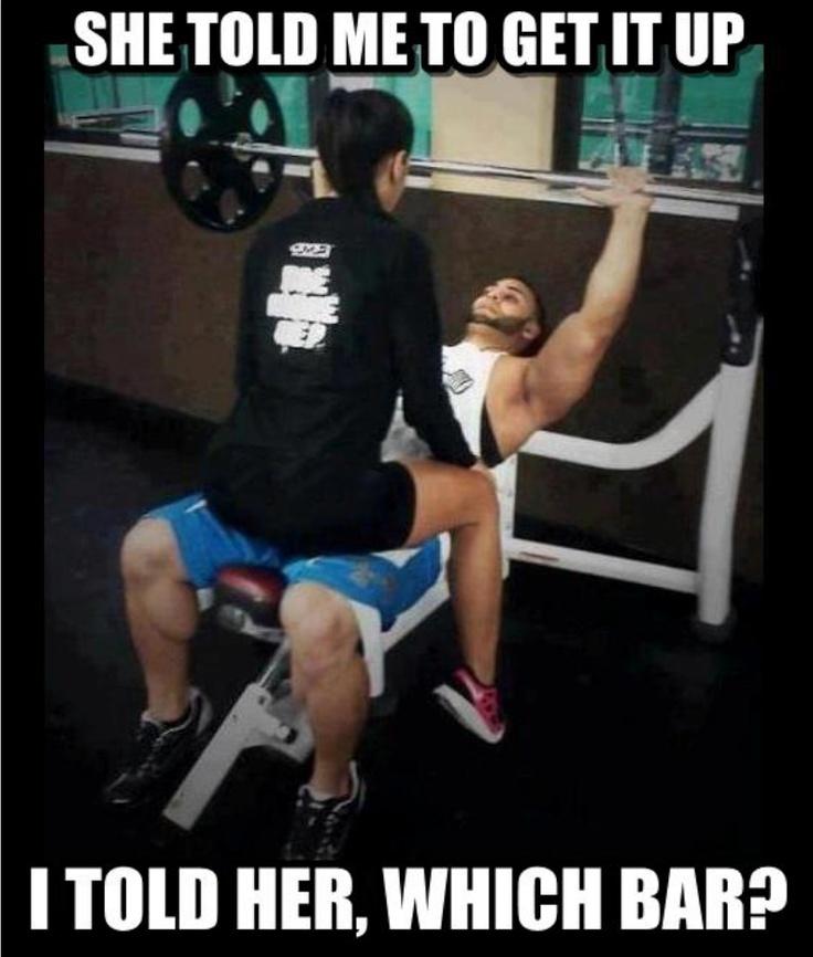 spotting   Gym Motivation   Pinterest