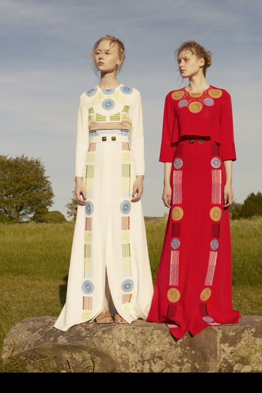 Peter Pilotto Resort 2016 Women's Lookbook