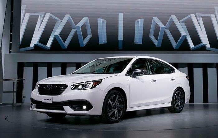 2020 Subaru Legacy Release Date Price And Specs With Images Subaru Legacy Subaru Sedan Subaru