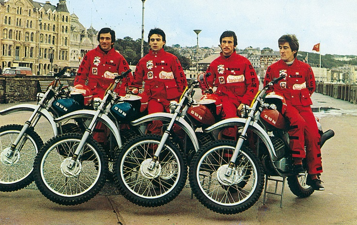 BREMA TEAM - Isola di Man 1972