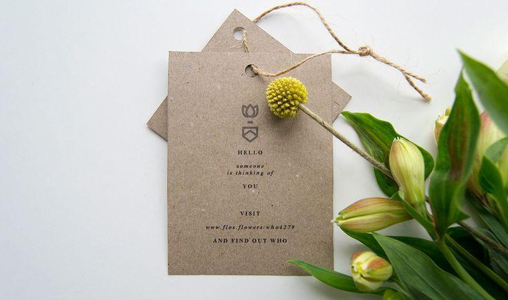 Flōs - Letterbox Flowers - Giadaland