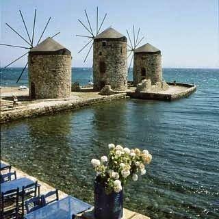 Chios island ~ Χίος