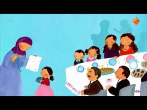 De snoepjes van Aicha (digitaal prentenboek) - YouTube