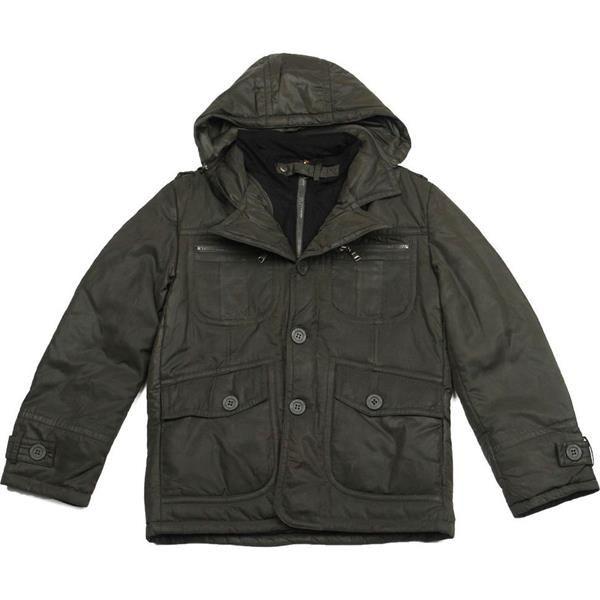 Осенняя куртка хаки