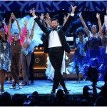 Hugh Jackman diventa un rapper sul palco dei Tony Awards 2014