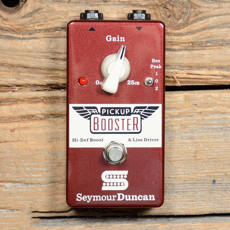 Seymour Duncan Pickup Booster Pedal (USED)