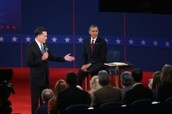 202 Romney and Obama on taxes - Town hall debate 2012  Oct 16, 2012