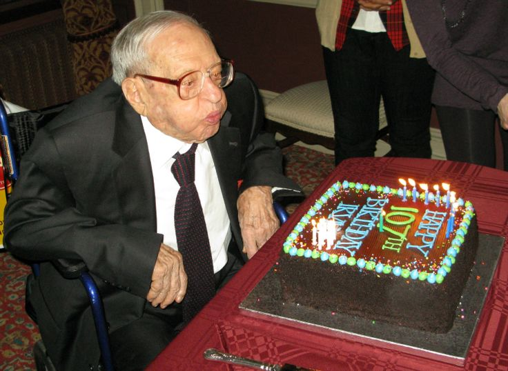 Happy Birthday, Irving Kahn! Age 107 and Counting . . .