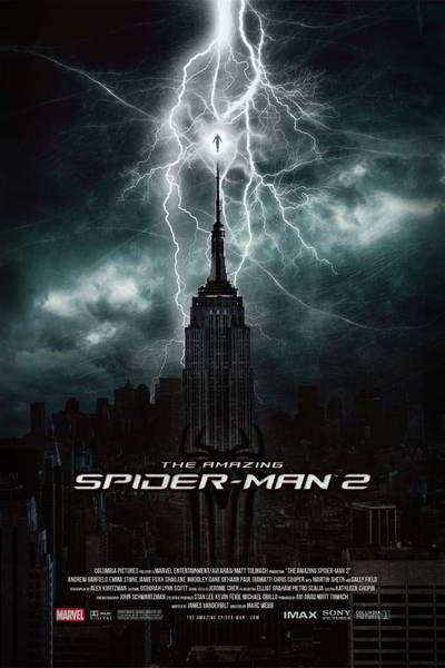 ver The Amazing Spider-Man 2 (2014) online descargar HD gratis español latino subtitulada