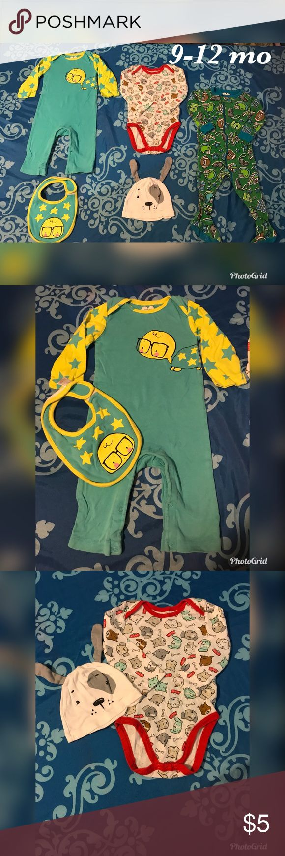 9-12 month Bundle #1 Brand: Children's Place  GUC, no holes or stains. Please enhance pictures to see condition before buying. Bundle & Save:)) Children's Place Matching Sets