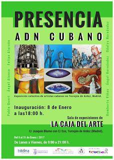VIVENCIAS PLÁSTICAS: PRESENCIA ADN CUBANO EN LA CAJA DEL ARTE DE TORREJ...