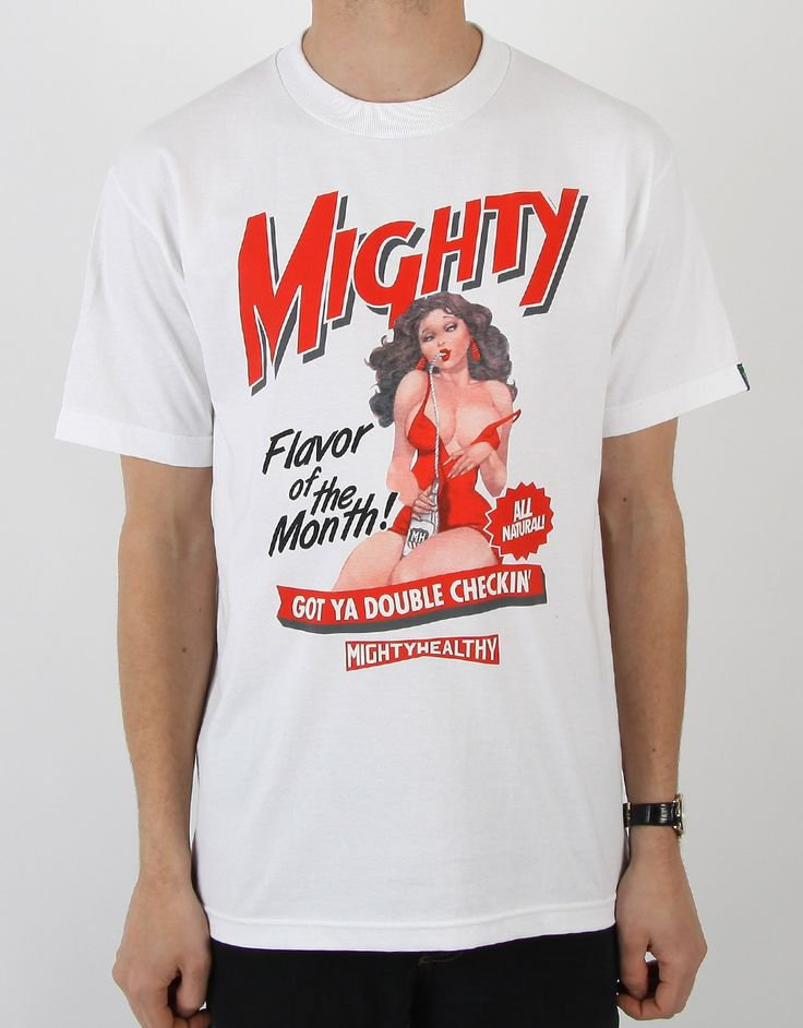 Mighty Healthy Butter Pecan T-Shirt