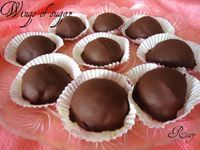 Tartufi pandoro e cioccolato