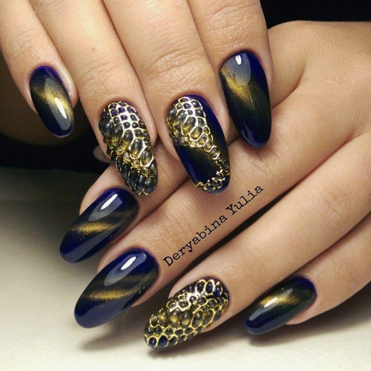 Дизайн ногтей фото новинки осень зима
