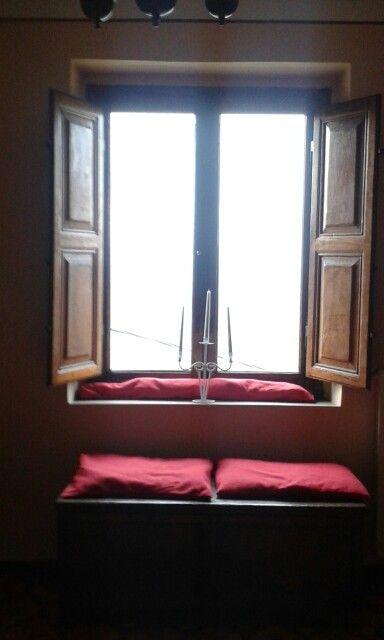 La mia finestra