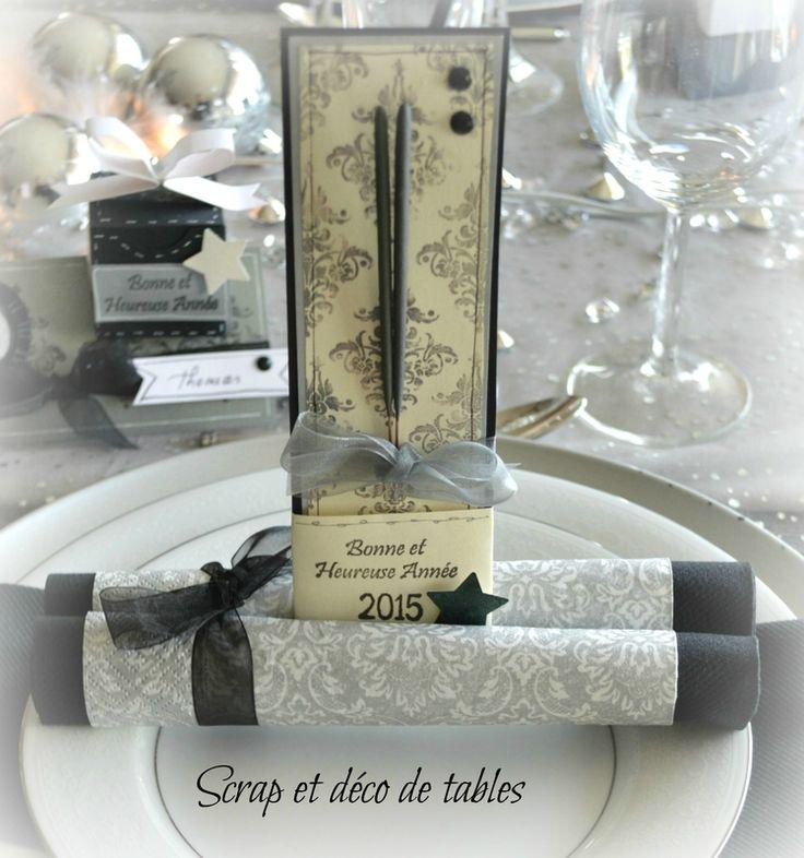 Decoration Table Nouvel An