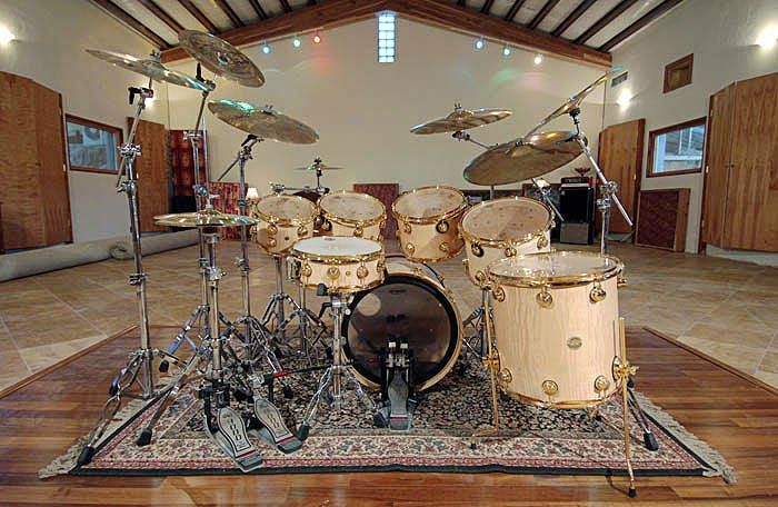 How To Recording Drums in your Home Studio - Part 2 ...