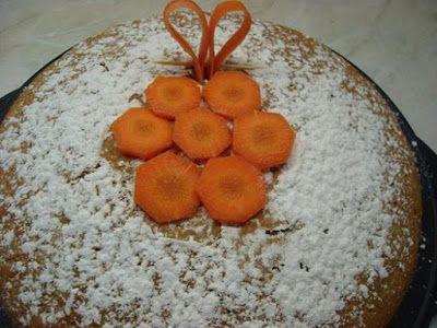 Κέικ καρότο !! ~ ΜΑΓΕΙΡΙΚΗ ΚΑΙ ΣΥΝΤΑΓΕΣ