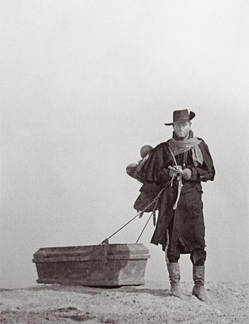 mesodont:  django (1966) dir. sergio corbucci