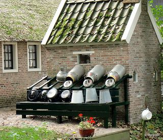 Milk house Netherlands