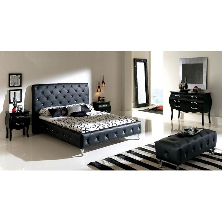 ESF Furniture Nelly 9 Piece Bedroom