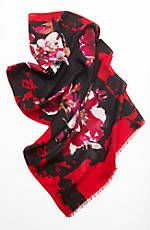 Compassion Fund artisanal floral scarf