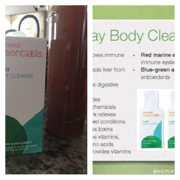 Comienzo de año! 2017! Comienzo de desintoxicación del cuerpo con Arbonne 7-day Body Cleanse. franjenesterrich.arbonne.com