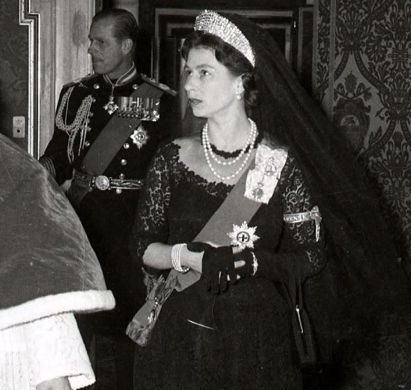 The Queen And The Royal Family Official Visit To Vatican Her Majesty The Queen Young Queen Elizabeth Queen Elizabeth Ii