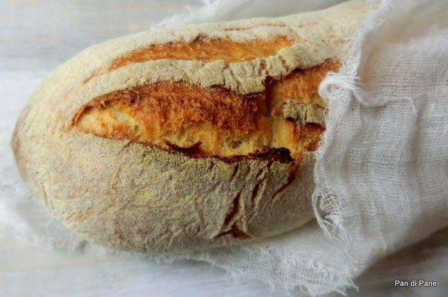 """Pan di Pane: Pane di Semola Rimacinata """"Pura"""""""
