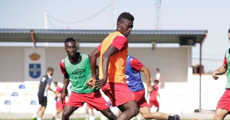 Fútbol | El Mallorca cede al Barakaldo CF a su mediocentro Baba al menos seis meses