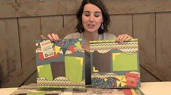 Kids At Play Scrapbooking Class by Kiwi Lane - YouTube - Whether your kids are at play on the field or in the cul-de-sac, the layout you create in this class will transform each moment into a gold-medal memory!
