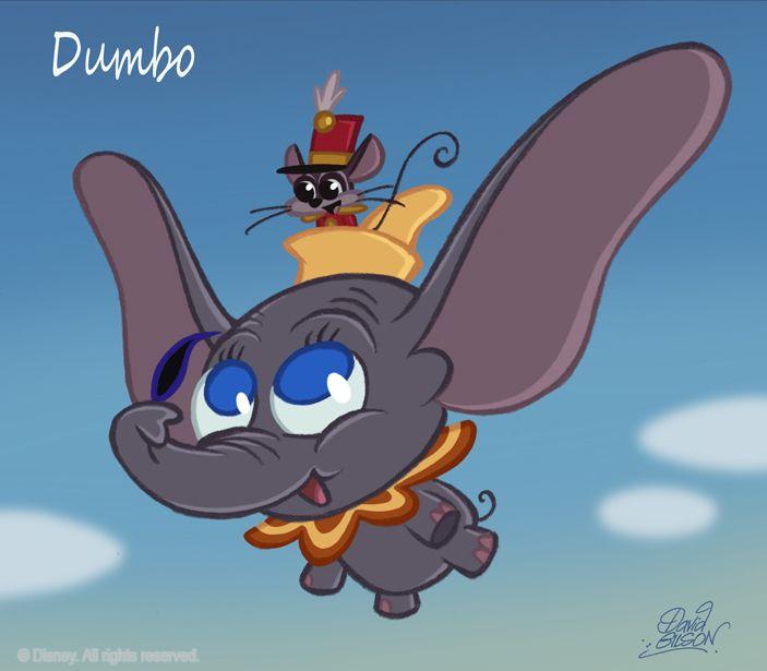 En honor a la 50 película de Disney, David Gilson ha realizado unas versiónes Chibis de los clásicos:                               P.D: Ire editando el post conforme vayan saliendo nuevos ;)